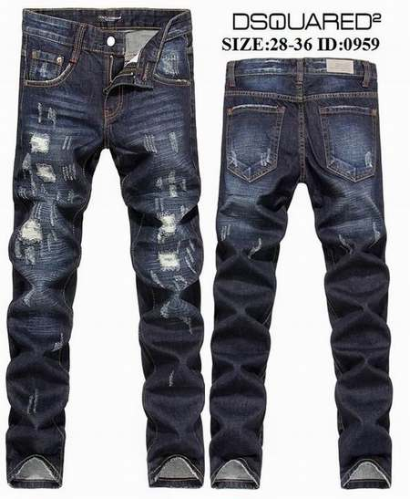 pantalon dsquared a vendre vente privee de jeans de marque. Black Bedroom Furniture Sets. Home Design Ideas